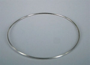 Armring 64 mm i sterling s�lv